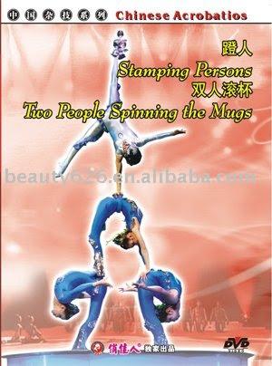 Chinese Acrobatics-Section 1