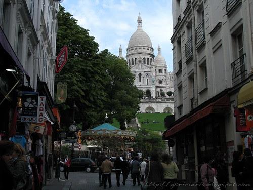 Basilique du Sacré-Cœur at Montmartre