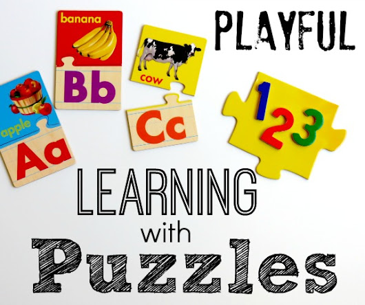 Playful Learning with Puzzles - Inner Child Learning