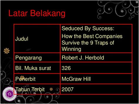 resensi buku seduced  success