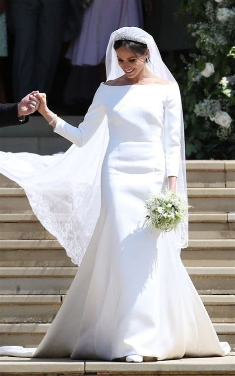 Meghan Markle's wedding dress: Clare Waight Keller of