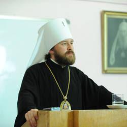 il metropolita Hilarion