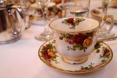 Penny S Tea Rooms Saham Hills