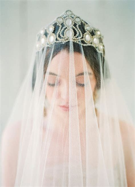 bridal veils hairpieces hats floral styles