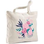 MedPort 7208FFWB2470 Fit & Fresh Everyday Tote Bag with Blue Lorella Posy