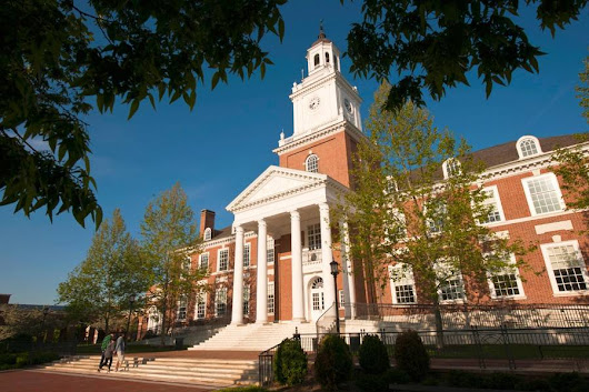 Johns Hopkins ranks among world's leaders in industry funded research