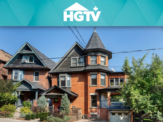 "The ""Roncesvalles Stunner"" featured on HGTV"