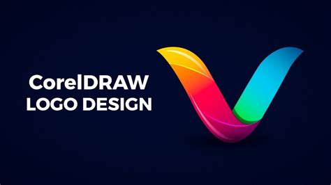 coreldraw logo design corel draw  logo youtube