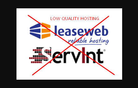 Servint & Leaseweb Big SCAM in the history of Web Hosting Business | Softstribe