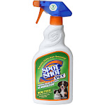 Spot Shot Pet Trigger Spray Non Toxic Carpet Stain and Odor Remover, 22 Ounces by VM Express