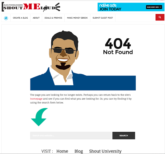 404 Error : How to Deal for Search Engine Optimization?