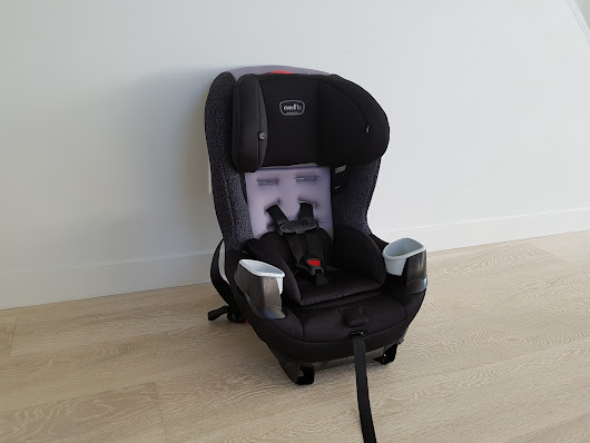 Evenflo Stratos Boulder 2-in-1 Convertible Car Seat Review | Best Buy Blog
