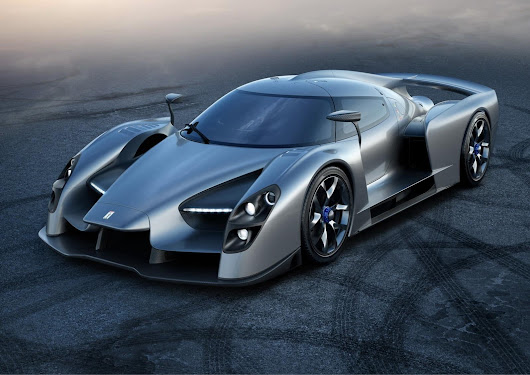 The SCG003S Claims the Title of the World's Fastest Road Legal car