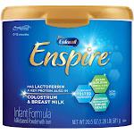 Enfamil Enspire Infant Formula, Powder Tub, 20.5 Oz EXP: 06/2021