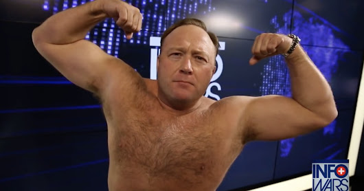 Who is Alex Jones? Narrated by Gary Richardson - Videos - NowThis