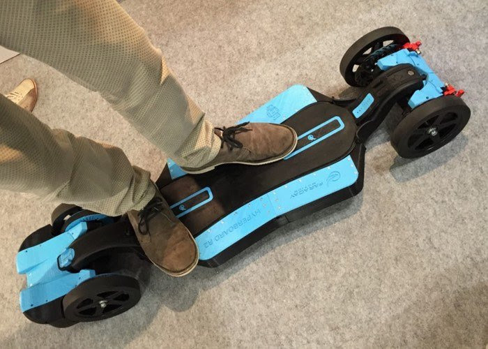 Faraday Motion 3D Printed Electric Skateboard Now Available To PreOrder