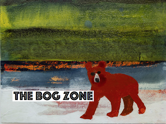 The Bog Zone—Author Interview #3 Andrea Murray