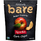 Bare Apple Chips, Fuji & Reds - 3.4 oz pouch