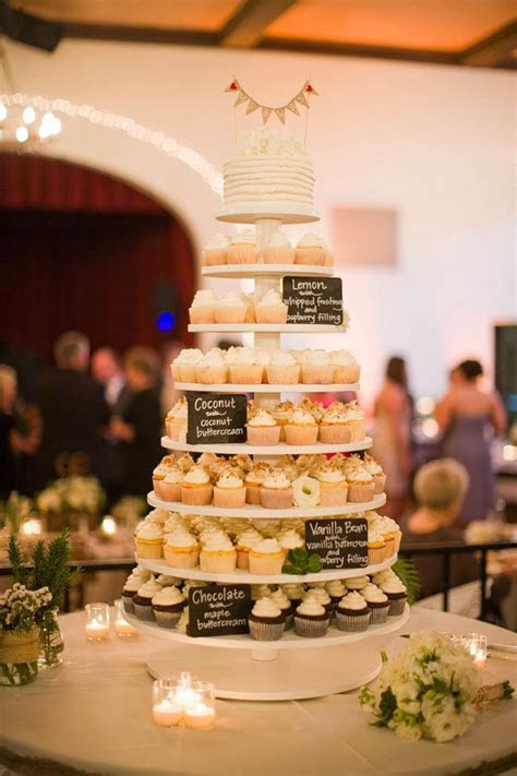 Wedding Cupcakes   Perfect Vow Renewal Cake   I Do Take Two