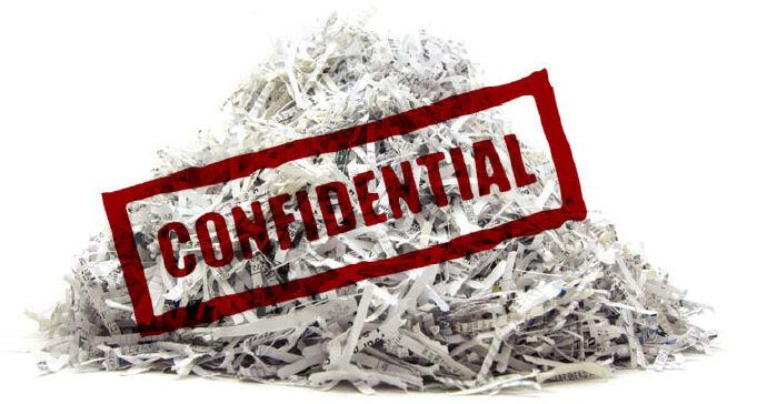 shredding