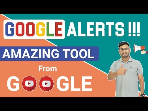 What is Google Alerts