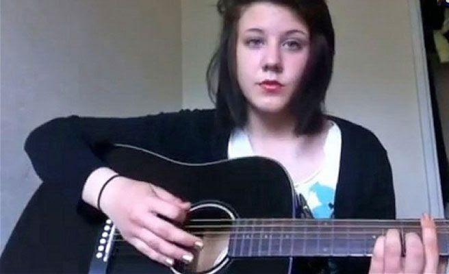 Suicidio de dos jóvenes artistas británicos que saltan a la vía de un tren