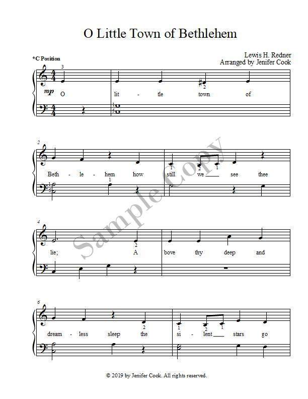 Free Christmas Jazz Piano Sheet Music Pdf - Epic Sheet Music