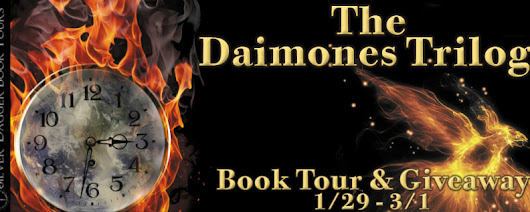 The Daimones Trilogy by Massimo Marino