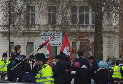 Embassy Protest