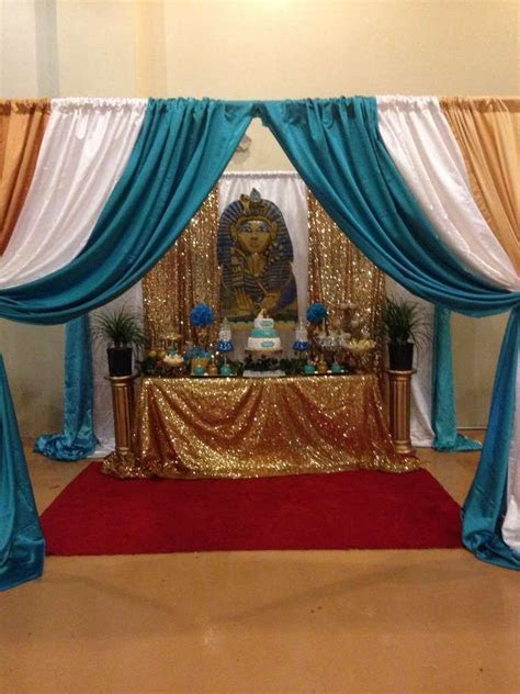 Egyptian Baby Shower Party Ideas in 2019   my baby shower