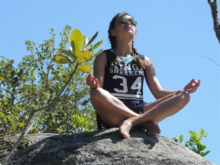 Um Guia Fácil Para Meditar Por 5 Minutos