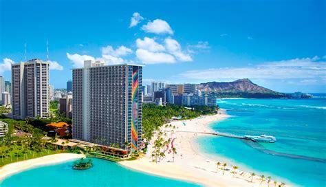 Hilton Hawaiian Village Waikiki Beach Photo Gallery