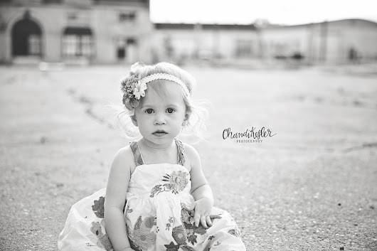 Tatum 18 Month Old Baby Session | Champaign Baby Mahomet Child Photographer