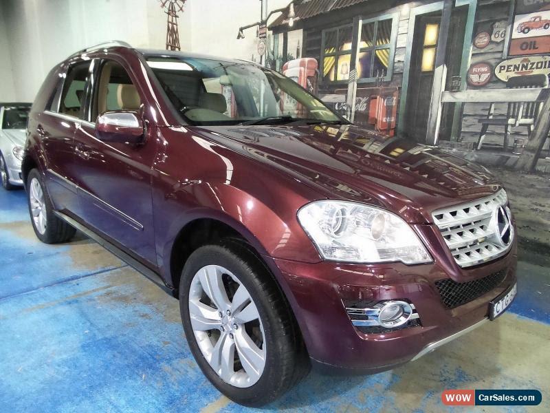 Mercedes-benz ML320 CDI for Sale in Australia