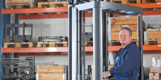 Four things that can harm forklift drivers — and how to prevent them