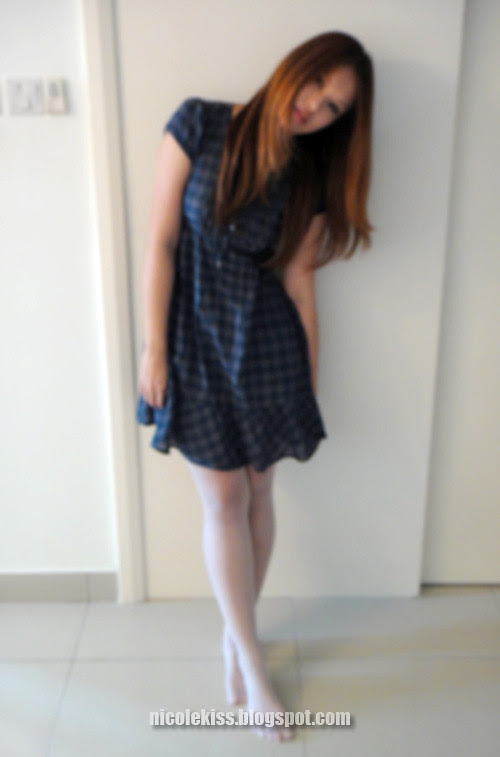 blur babydoll