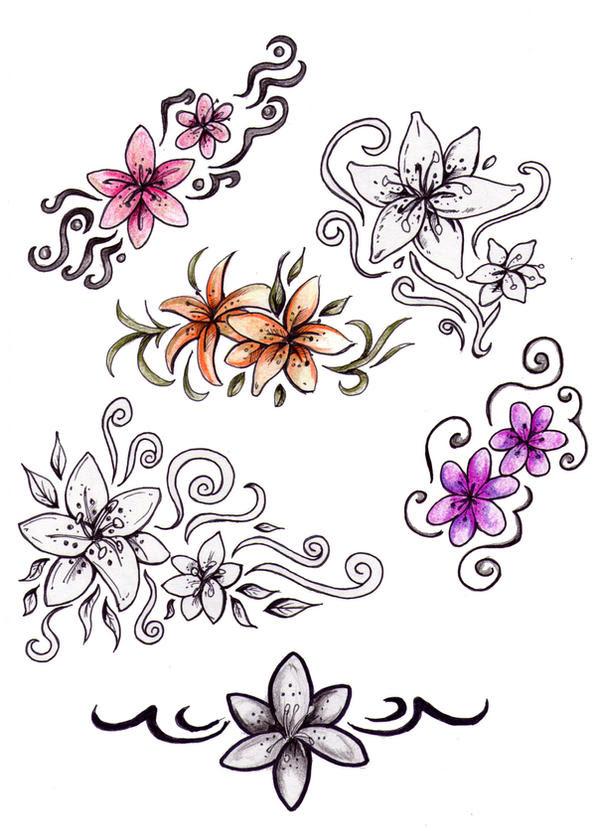 Small Flower Tattoos Tattoos Piercings Pinterest Tattoos