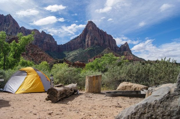 Your First Camping Expedition? Here's What You Need To Do