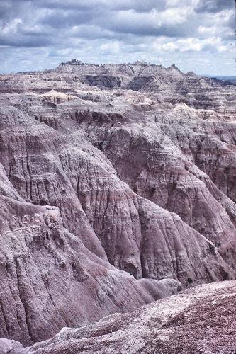 Living Travel South Dakota United States Badlands