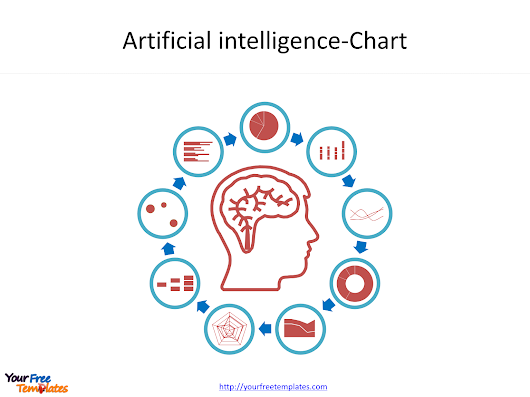The artificial intelligence ai powerpoint templates include four artificial intelligence powerpoint templates free powerpoint templates toneelgroepblik Image collections