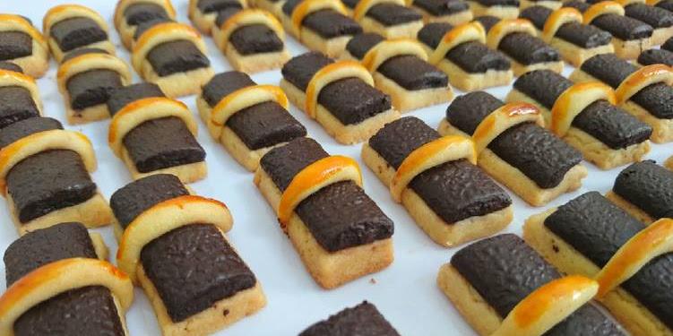 Resep Chocolate Stick Cookies #seninsemangat Oleh Rhiny Fanila