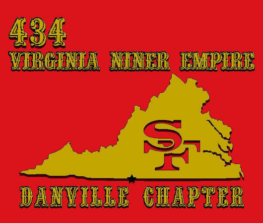 EAST COAST RISE UP!! WELCOME 434 Danville,Virginia Niner Empire - Niner Empire