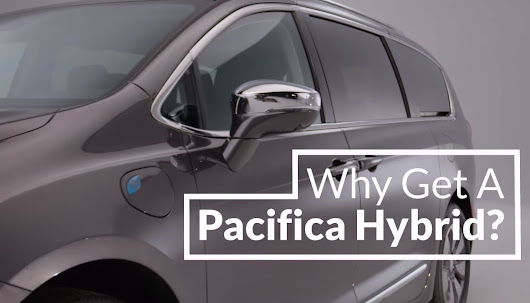 Pinckney Chrysler Dodge Jeep RAM | More About the 2019 Chrysler Pacifica/Pacifica Hybrid