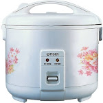 Tiger - 5.5-Cup Rice Cooker - Lovely Flower