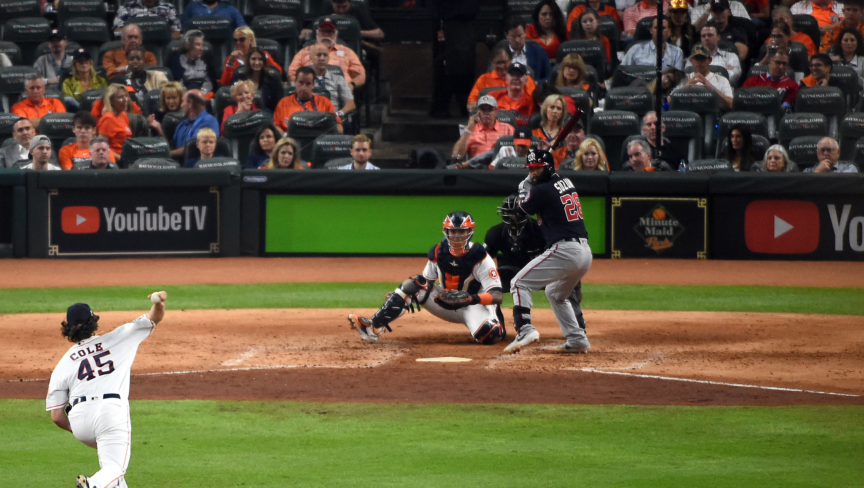 World Series 2019 live stream: how to watch the Nationals vs Astros Game 2 online from anywhere