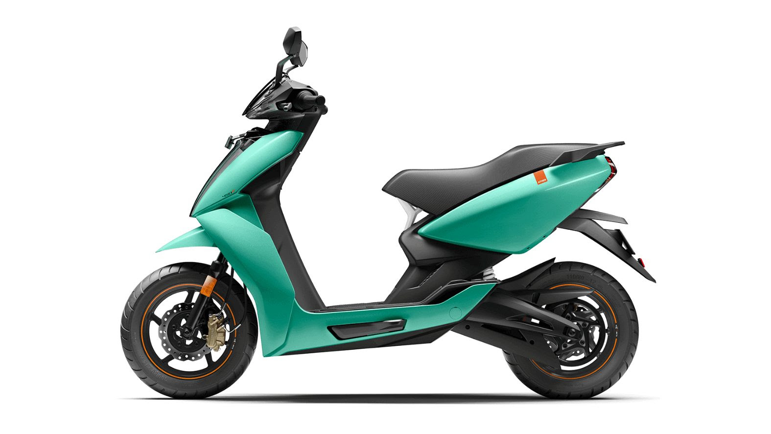 Ather Energy will consider adding a bigger battery to its future models, but that may still be some time away. Image: Ather Energy