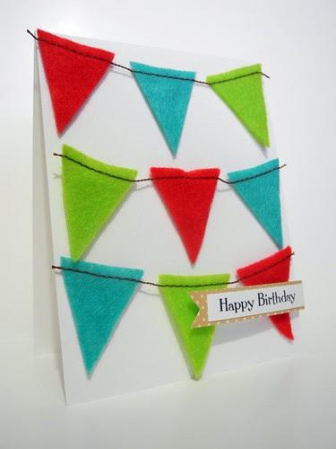 Penant Banner Birthday