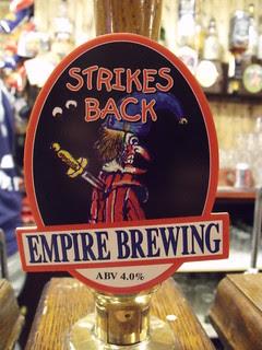 Empire, Strikes Back, England