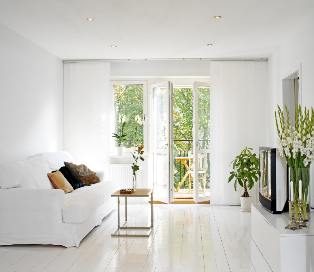 30 White Living Room Ideas – The WoW Style
