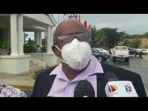 """(VÍDEO) FAMILIARES DE SECUESTRADOS EN HAITÍ: """"LO SUPIMOS POR REDES SOCIALES, QUEDAMOS ATÓNITOS"""""""